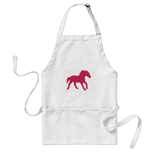 Horse of Hers Adult Apron