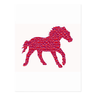 Horse of Hers Postcard