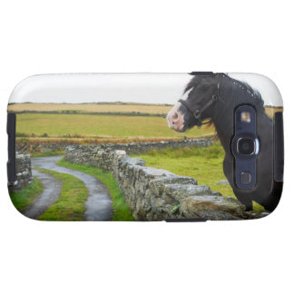 Horse on farm in rural England Galaxy SIII Covers