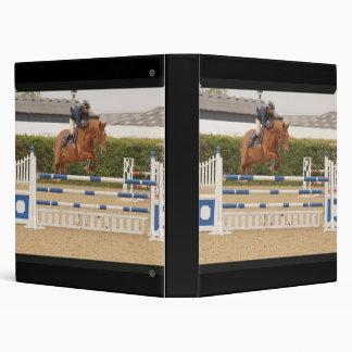 Horse Over Fence Binder