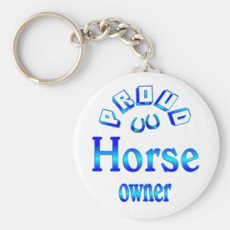 Horse Owner Keychain