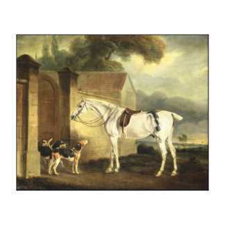 horse  painting 20 gallery wrap canvas