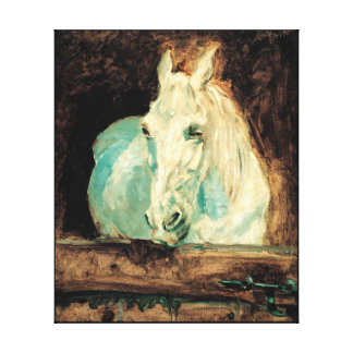 horse  painting 7 gallery wrap canvas