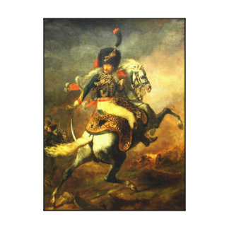 horse  painting 8 gallery wrapped canvas