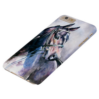 Horse Painting Barely There iPhone 6 Plus Case