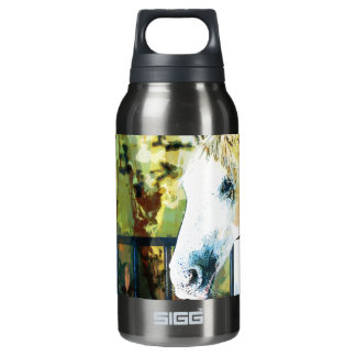 Horse Painting Insulated Water Bottle