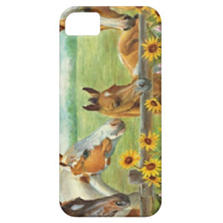 Horse Painting iPhone 5 Case