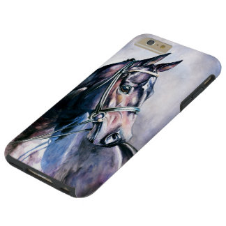 Horse Painting Tough iPhone 6 Plus Case
