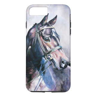Horse Painting Tough iPhone 7 Plus Case