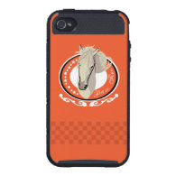 Horse paso fino cover for iPhone 4