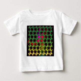 Horse Pattern Baby T-Shirt