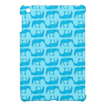 Horse Pattern Cover For The iPad Mini