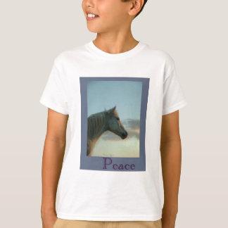 Horse Peace Tees