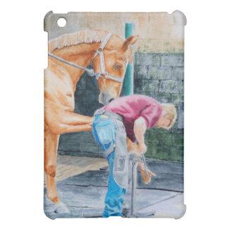 Horse Pedicure iPad Mini Cover