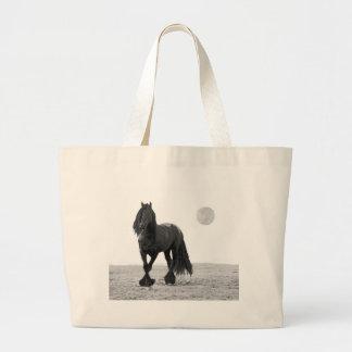 Horse perfect jumbo tote bag