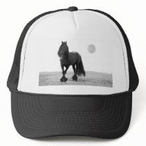 Horse perfect trucker hat