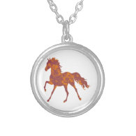 HORSE PERSONALIZED NECKLACE