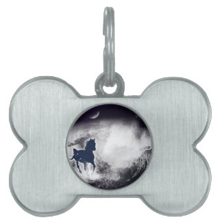 Horse Pet Tags