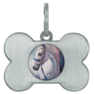 Horse Pet Tag