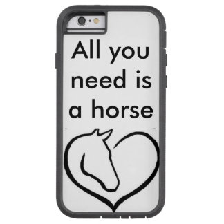 Horse phone case for all people who like horses