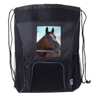 Horse Photo Backpack