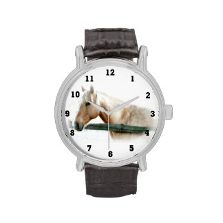 Horse Photo Watches