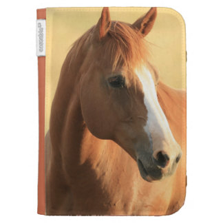 Horse picture kindle case