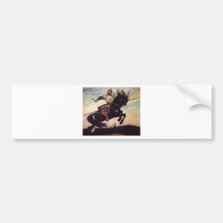 horse-pictures-25 bumper sticker