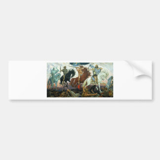 horse-pictures-27 bumper sticker