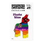 Horse Pinata Fiesta Time Postage Stamp