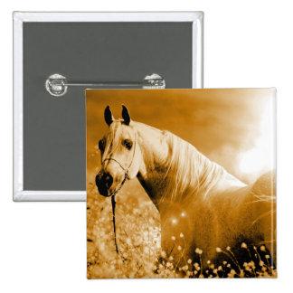 Horse Pinback Button