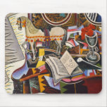artistic canvas oil paint, color form brush