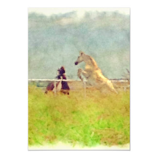 HORSE PLAY MAGNETIC CARD