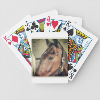 Horse Bicycle Poker Deck