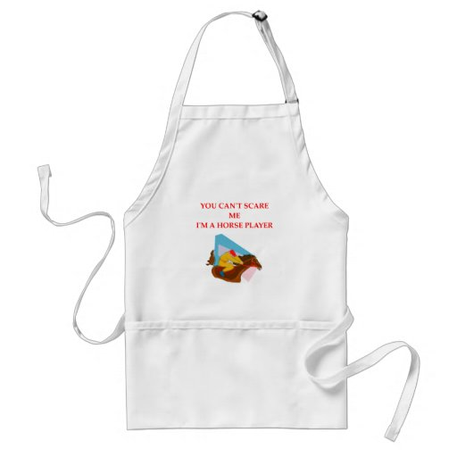 HORSE.png Adult Apron