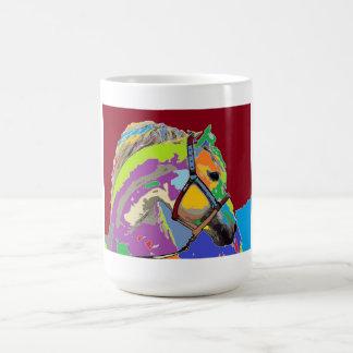 horse Portrait  02 Coffee Mug