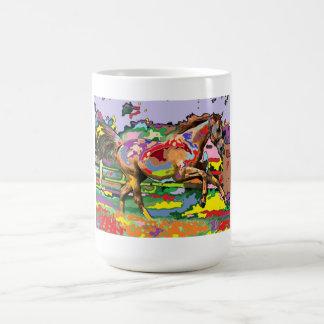 horse Portrait  03 Coffee Mug