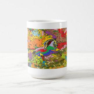 horse Portrait  04 Coffee Mug