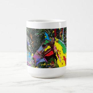 horse Portrait  05 Coffee Mug