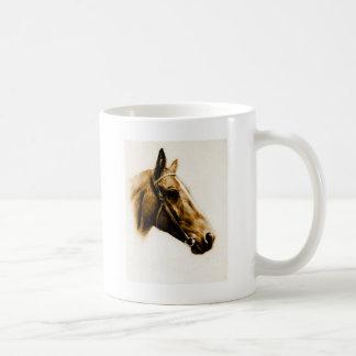 Horse Portrait Coffee Mug