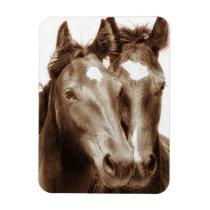 Horse Portrait III Magnet