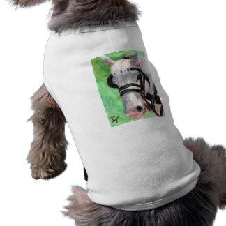 Horse Portrait Pet Clothing