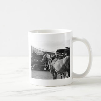 Horse Power and Steam Power Coffee Mug