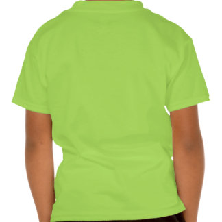 Horse Power Back Kids T-Shirt