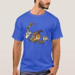 Horse Power cartoon T-Shirt