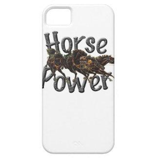 Horse Power iPhone Case