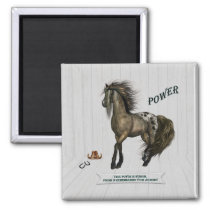 Horse Power Magnet