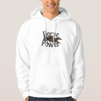Horse Power Men's Hoodie