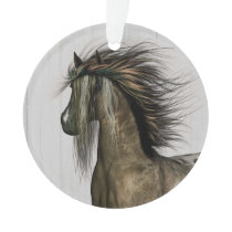 Horse Power Ornament