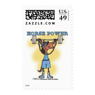 Horse Power Postage